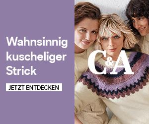 C&A Herbstbanner