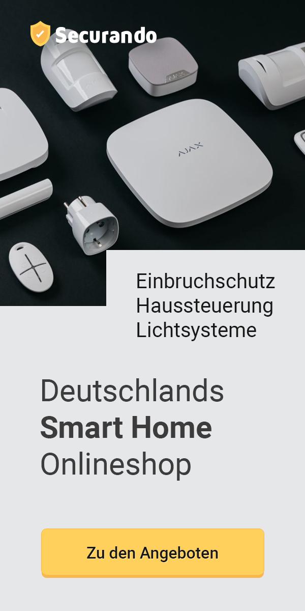 Securando - Smart Home Onlineshop